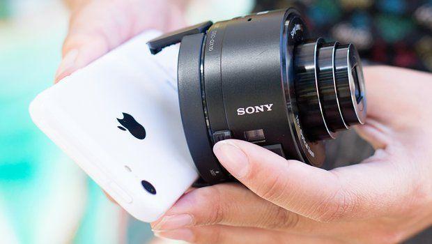 Sony QX100 e QX10 ricevono il firmware 2.0.