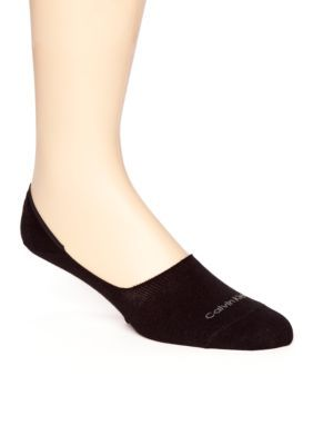 Calvin Klein  Low Cut Dress Liner Socks - Single Pair