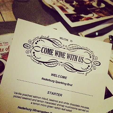 """rooi rose Instagram - """"Come Wine With Us"""" #food #drink"""
