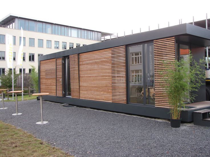 153 best images about casa on pinterest smart house for Fertighaus container modul