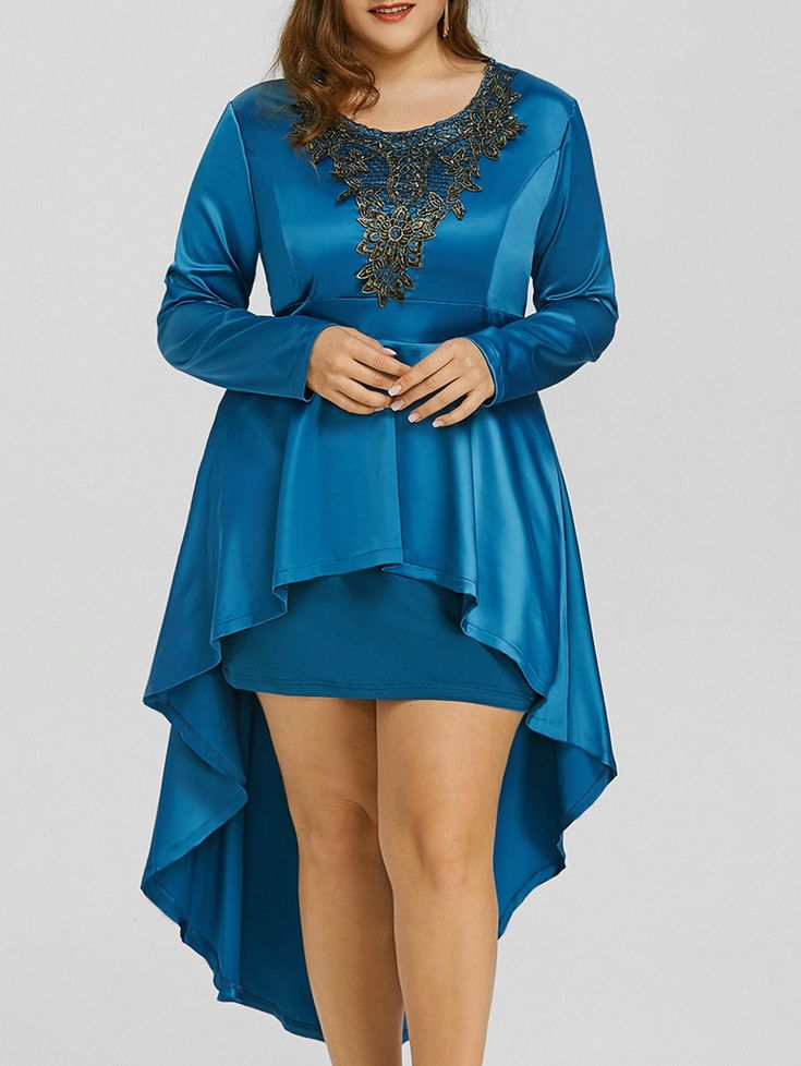 SHARE & Get it FREE | Plus Size High Low Lace Formal DressFor Fashion Lovers only:80,000+ Items • New Arrivals Daily • Affordable Casual to Chic for Every Occasion Join Sammydress: Get YOUR $50 NOW!