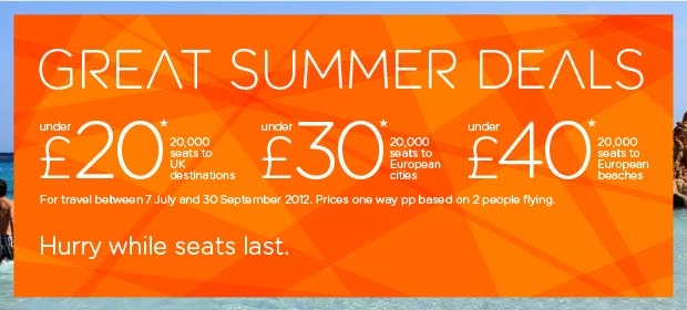 Summer deals from EJ
