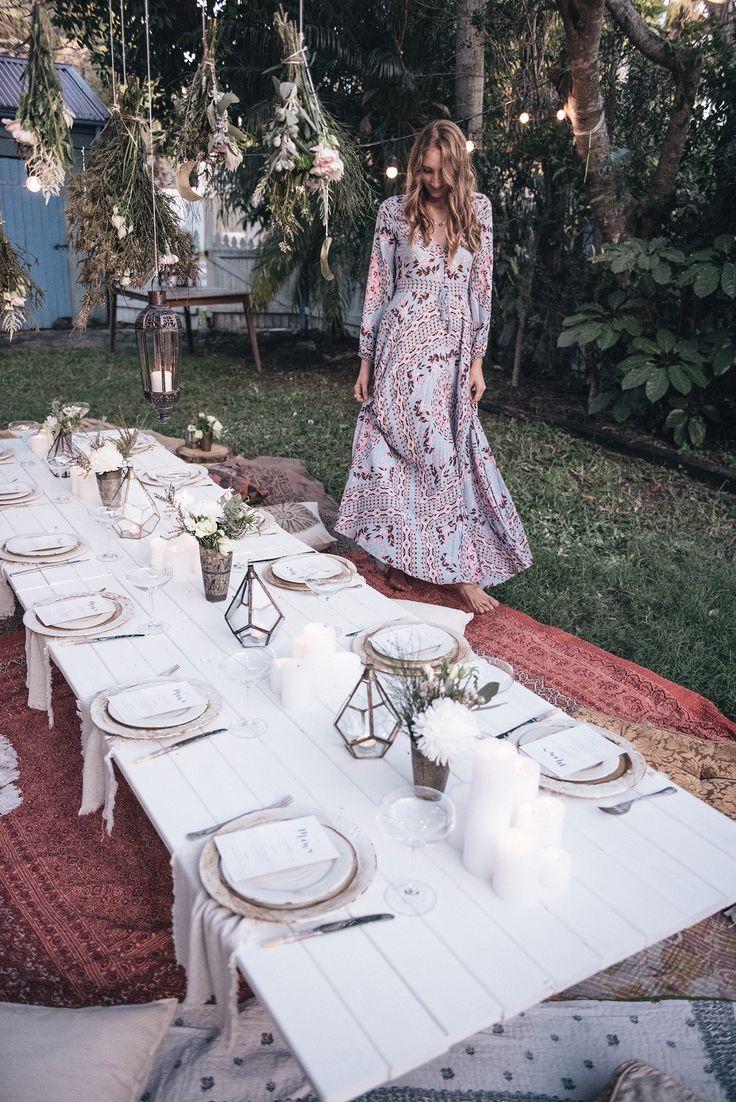 best 25 bohemian party ideas on pinterest spring weddings