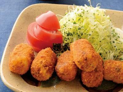 ポテトコロッケレシピ 講師は土井 善晴さん|使える料理レシピ集 みんなのきょうの料理 NHKエデュケーショナル