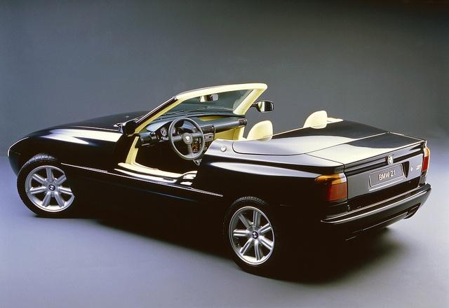 BMW Z1 by Auto Clasico, via Flickr
