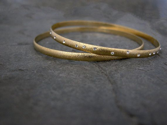Hey, I found this really awesome Etsy listing at https://www.etsy.com/listing/195659203/bridal-gold-bangle-cubic-zirconia-gold