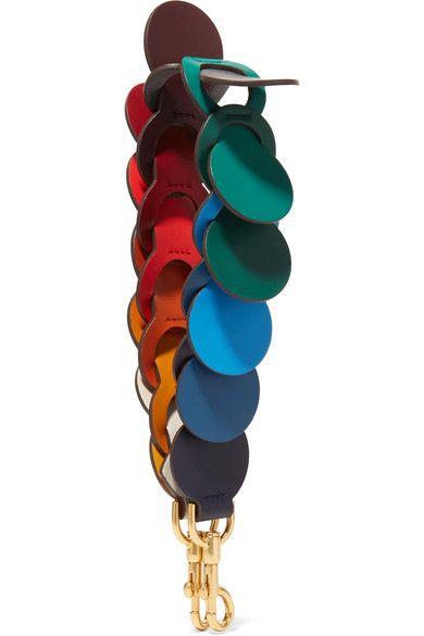 Anya Hindmarch | Leather bag strap | NET-A-PORTER.COM