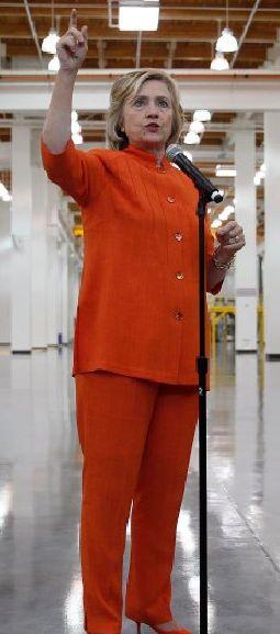 Chairman Mao needs a new tailor.  #Hillary #HillaryClinton #Hillary2016
