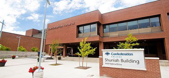 Confederation College, Thunder Bay, Ontario, #Canada- Offers 60+ Programs. Contact - canada1@studies-overseas.com.
