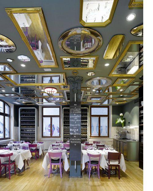 142 best Die 100 beste Projekten der Top deutschsprachige - innovatives decken design restaurant