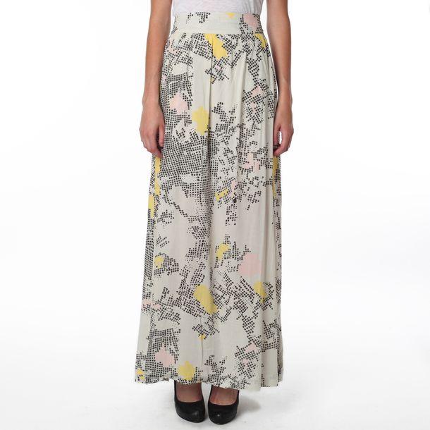 Maxi Skirt Marigold Multi