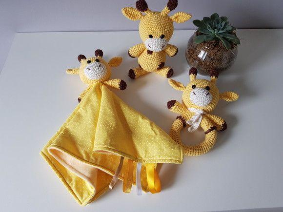 Kit Amigurumi (crochê) Feito A Mão , Quarto De Bebe Infantil - R ... | 435x580