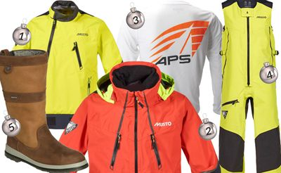 Sailing Gifts for the Racing Sailor | APS