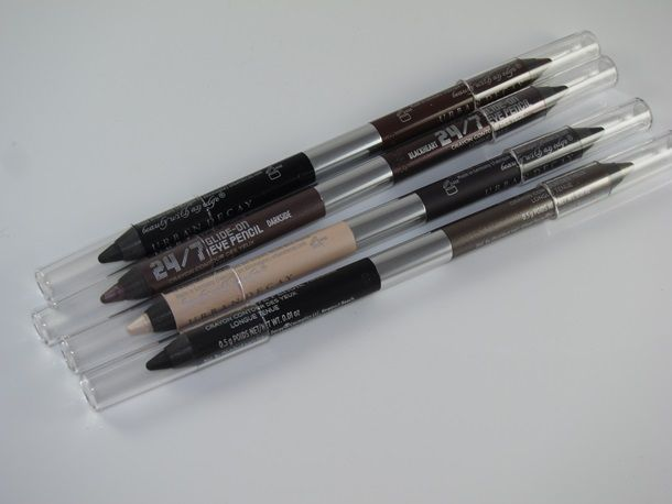 Urban Decay Naked 24 7 Glide On Double Ended Eye Pencils