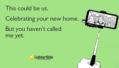 17 Real Estate Ecards That Totally Nailed ItDina