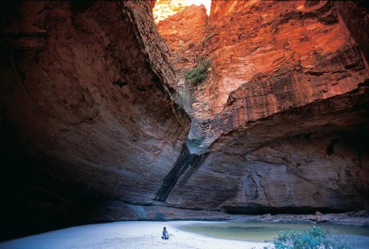 Cathedral Gorge - Western Australia