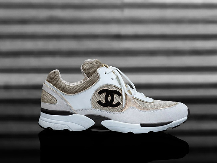 Chanel Sneakers Saw In Saks And Almost Died Shoes Oh Pretty
