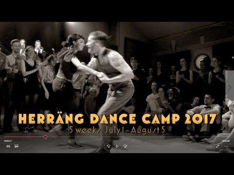 Herräng Dance Camp | Lindy Hop, Boogie Woogie, Balboa, Solo Jazz & Tap