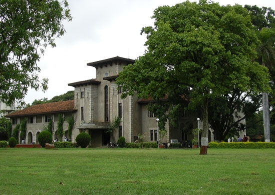 Spicer University, Pune, India. Where we helped teach sabbath school during our trip to Pune.