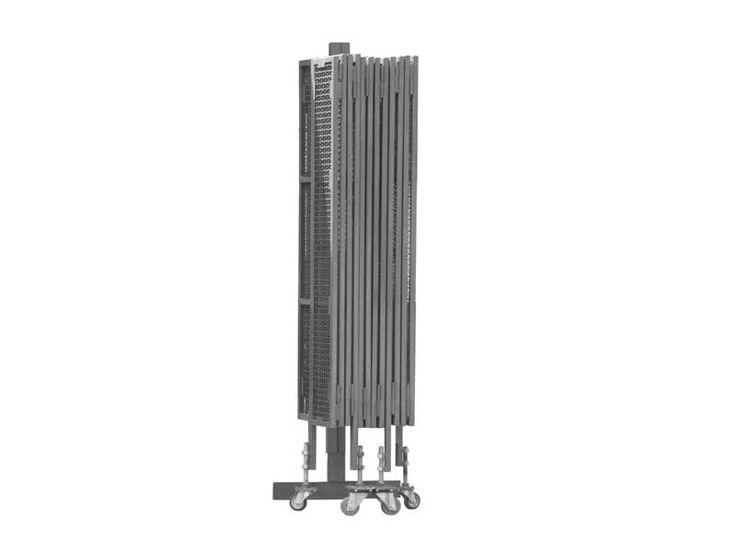 MACRO R. L. GRIGLIA - Pannelli divisori, pareti mobili, separè su ruote, schermi flessibili, progettazione, produzione e vendita - Clipper System