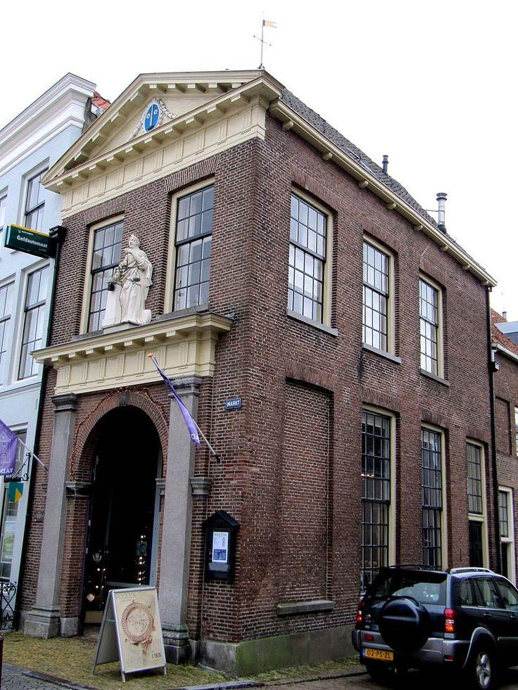 De Waag, Zaltbommel, Gelderland.