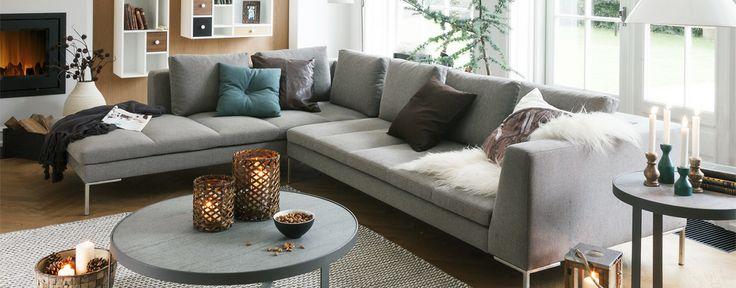 Dagligstue - Få inspiration til din dagligstue | IDEmøbler