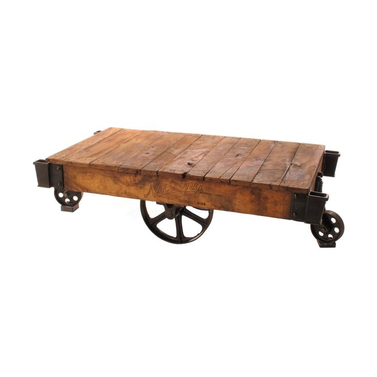 35 Rustic Industrial Round Barn Coffee Table: Furniture And Décor For The Modern Lifestyle