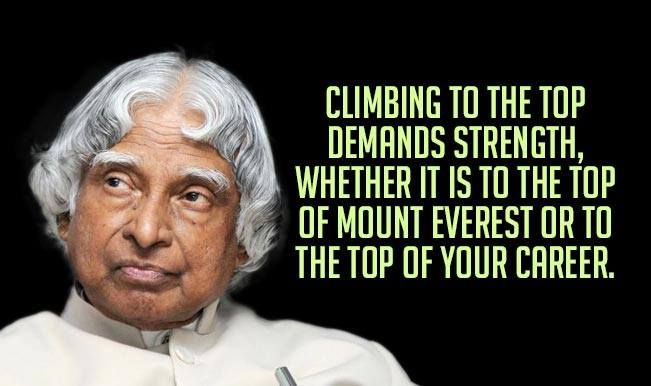 Climbing to the top demands strength, whether it is to the top of the mount everest or to the top of your career. #Aiitech