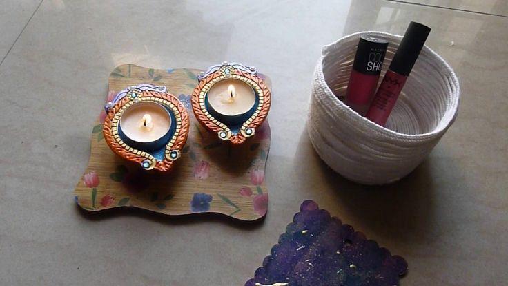 3 Last Minute DIY Diwali Gifts