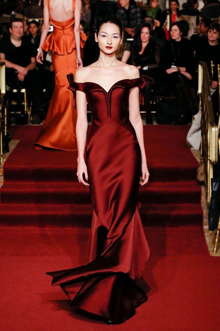 awesome Элегантные атласные платья в пол (50 фото) — Как правильно носить в 2017?