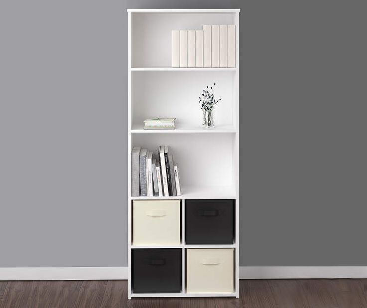 Do It Yourself Home Design: Buy A 5-Shelf White Cube Organizer At Big Lots For Less