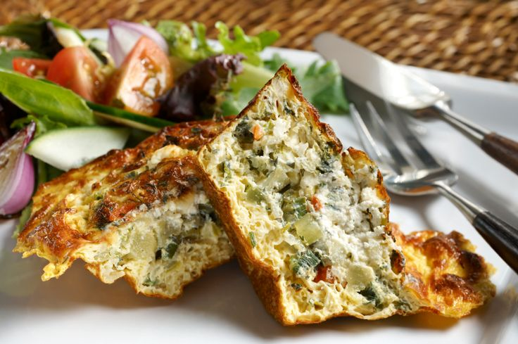 Healthy Quiche Cups