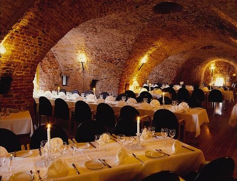 Helsinki Island Restaurants – Ravintola Walhalla, Suomenlinna  Positively gorgeous.