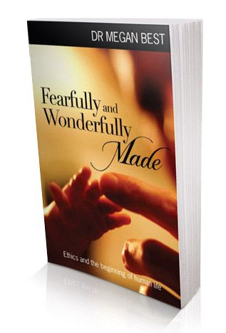 Fearfully and Wonderfully Made is how we begin this life and how we end it. What are the consequences of this for life and death decisions? This book addresses ethics of the beginning of human life...