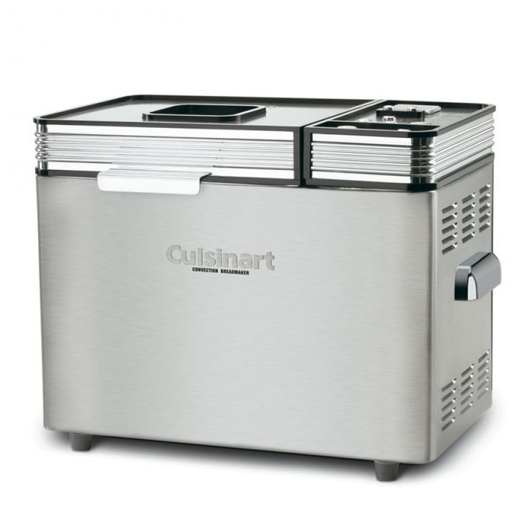 Cuisinart Bread Maker Machine w/ Gluten-Loose  15 Other Settings