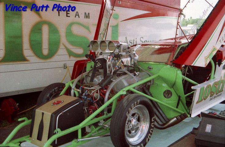 Drag Racing Randy Moore S Tosti Austi Lamborghini Unique