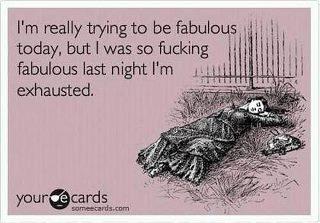 I've had those nights! and days