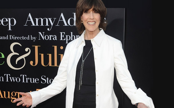 """Nora Ephron's 27 Best Quotes On Love, Life, And Death. """"When I buy a new book, I always read the last page first, that way in case I die before I finish, I know how it ends. That, my friend, is a dark side."""""""