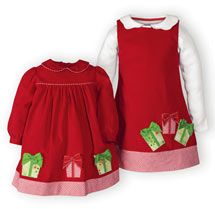 Pretty Presents - Girls' Holiday Dresses, Boys' Holiday Outfits, Children's Holiday Clothes