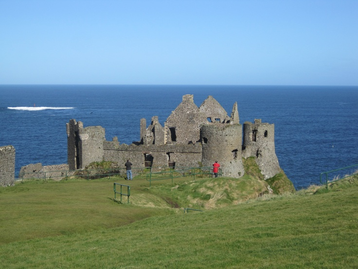 Northern Ireland...been there!!! It's what inspired the castle in Narnia. I want to go back SO bad!!