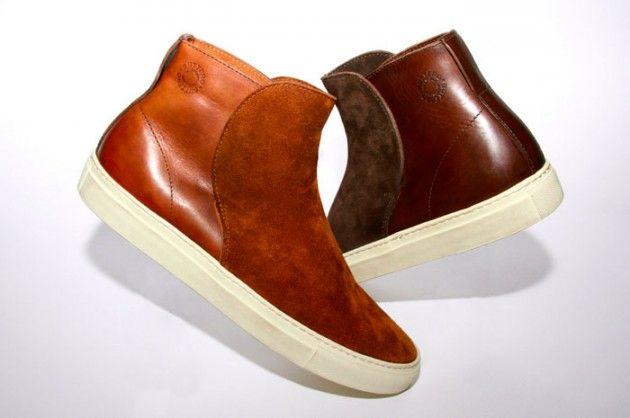 Buttero Slip-On Chukka Sneakers • Highsnobiety