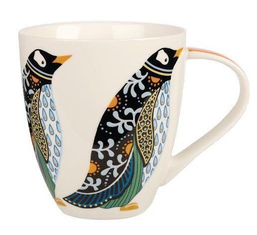 Queens PARADISE BIRDS Crush MUG Tropical PENGUIN Fine China Mug 500ml Churchill in Home, Furniture & DIY, Cookware, Dining & Bar, Tableware, Serving & Linen | eBay!