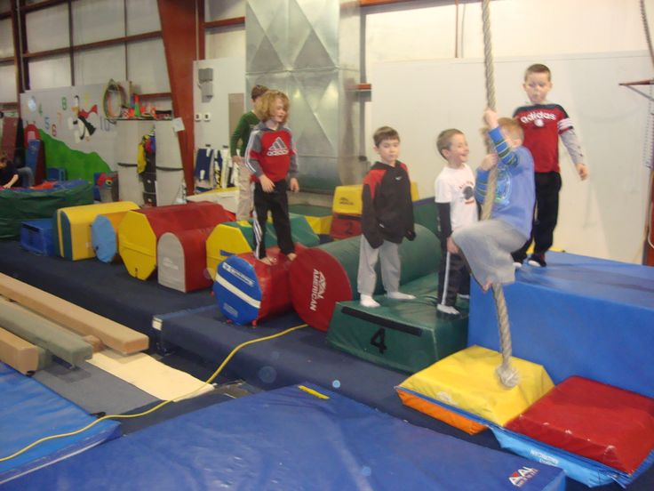 Celebrate Your Child's Birthday With Lawrence Gymnastics