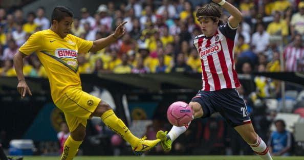 América vs Chivas Cómo ver gratis y en vivo el clásico del fútbol mexicano - Mundo Hispanico