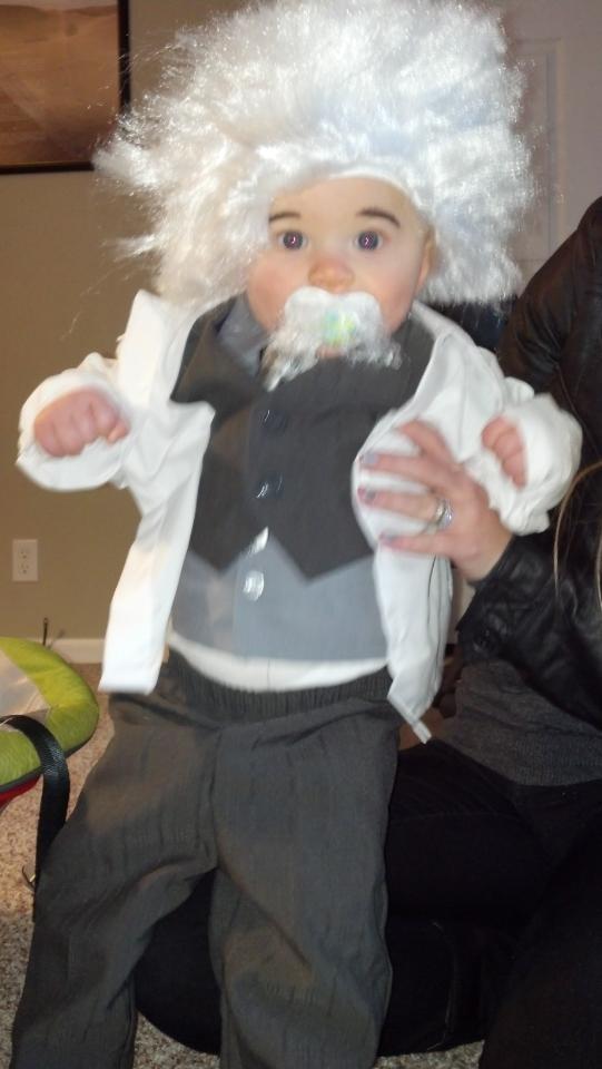 Einstein Costumes And Kingston On Pinterest