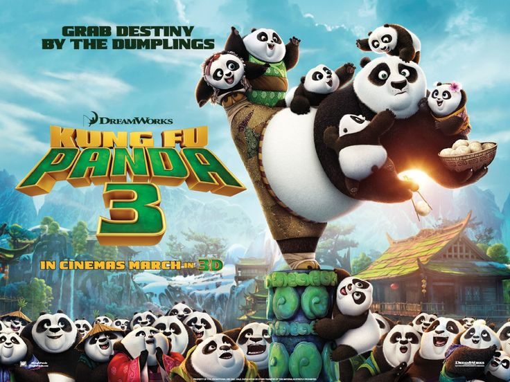 Kung Fu Panda 3 (2016) 720p HD-TS - Watch Online/Download