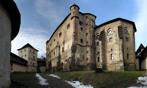 Old Castle, Banská Štiavnica, Slovakia