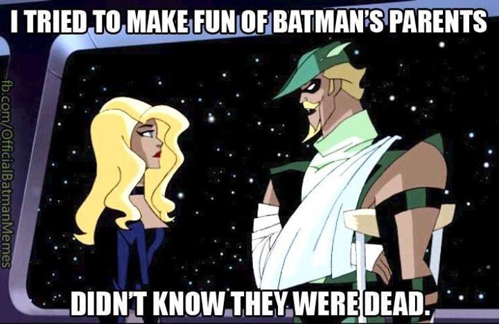 Extend Your Batman Day Celebration with the Best Batman Memes