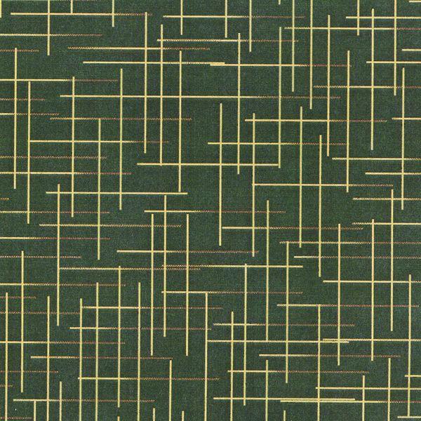 NA4 - Chuva Fundo Verde Fabricart Tecidos