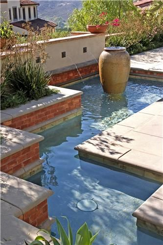 Patio Water Feature, Patio Fountain  Fountain and Garden Pond